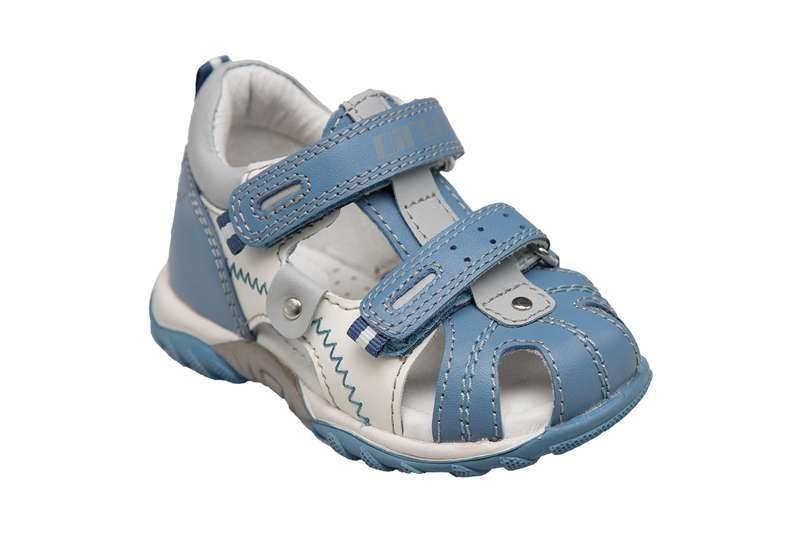 Zobrazit detail výrobku SANTÉ Zdravotní obuv dětská MY/688 modrá 20