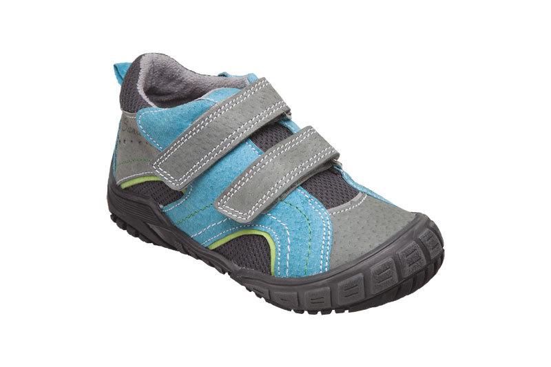 Zobrazit detail výrobku SANTÉ Zdravotní obuv dětská N/401/402/P87/P16 tyrkysová 27