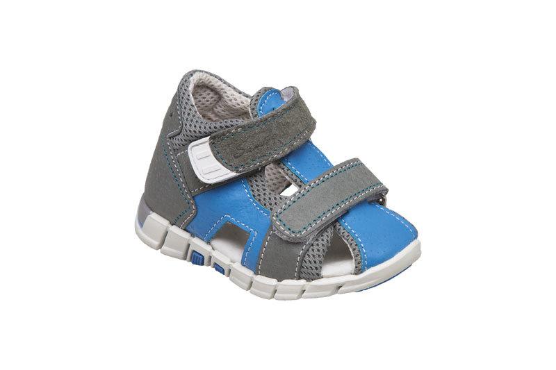 Zobrazit detail výrobku SANTÉ Zdravotní obuv dětská N/810/401/S16/S85 modrá 19
