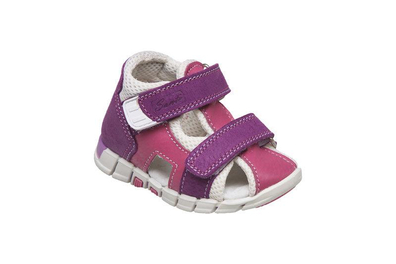 Zobrazit detail výrobku SANTÉ Zdravotní obuv dětská N/810/401/S75/S45 fialová 20