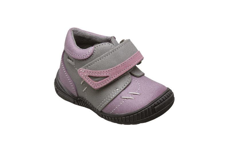 SANTÉ Zdravotní obuv dětská N/ROMA/101/19/76/56 fialová vel. 20