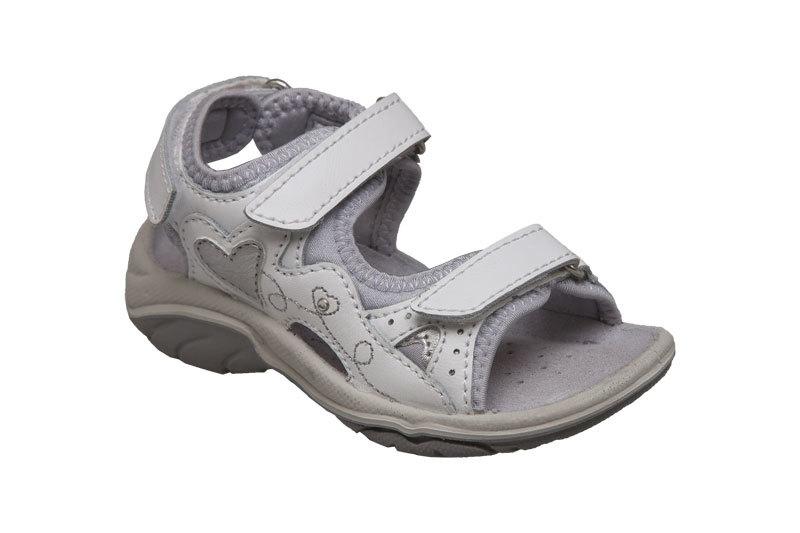 SANTÉ Zdravotní obuv dětská OR/20502 bianco vel. 29