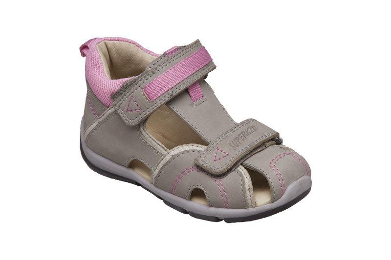 Zobrazit detail výrobku SANTÉ Zdravotní obuv dětská SK/333 grey vel. 23
