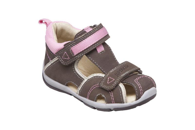 SANTÉ Zdravotní obuv dětská SK/333 khaki-rosa 24