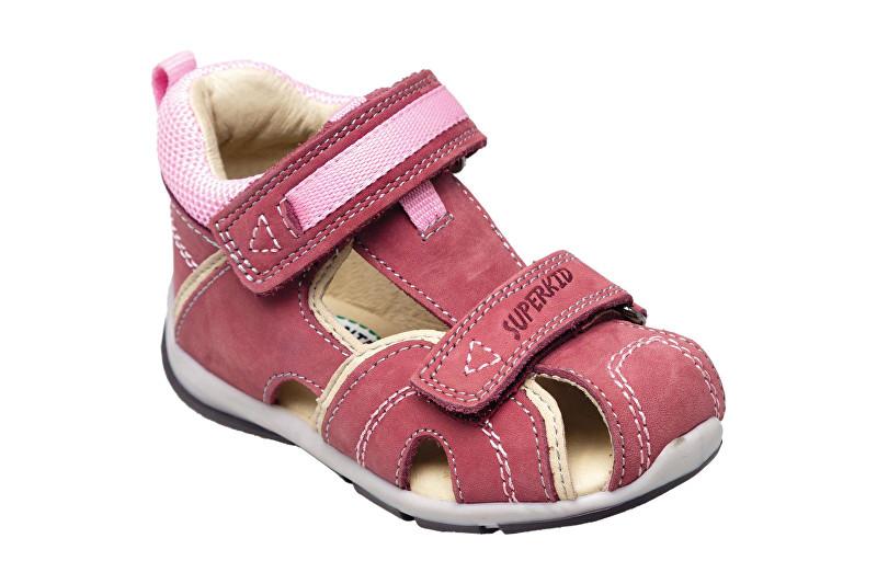 Zobrazit detail výrobku SANTÉ Zdravotní obuv dětská SK/333 Wine vel. 22