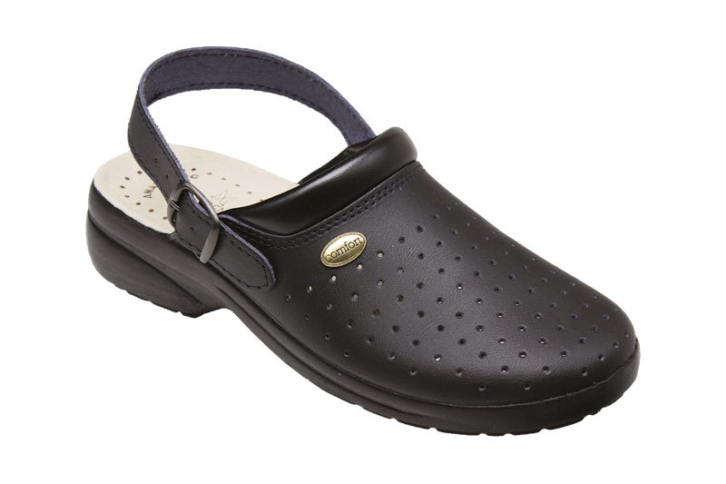 Zobrazit detail výrobku SANTÉ Zdravotní obuv pánská GF/516P černá vel. 42 - SLEVA - PONIČENÁ KRABIČKA