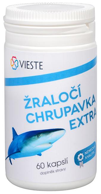 Zobrazit detail výrobku Vieste group Žraločí chrupavka Extra 60 kapslí