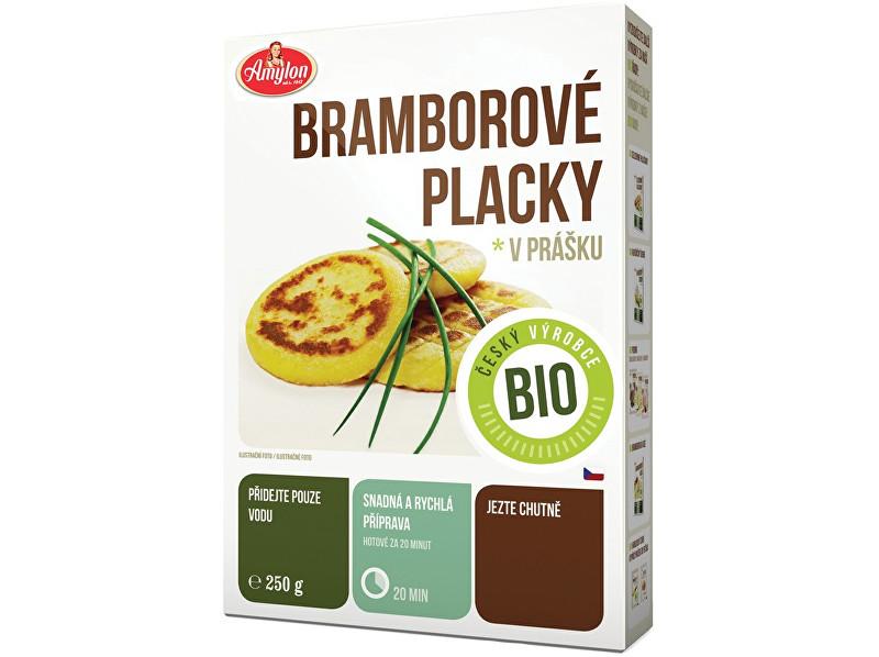 Zobrazit detail výrobku Amylon Bio bramborové placky Amylon 250g