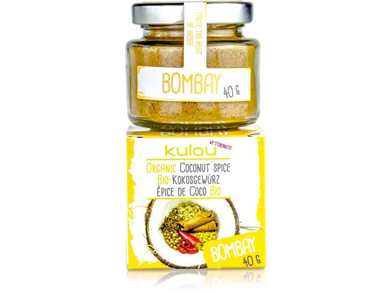 Zobrazit detail výrobku Kulau Bio kokosové koření BOMBAY 40g