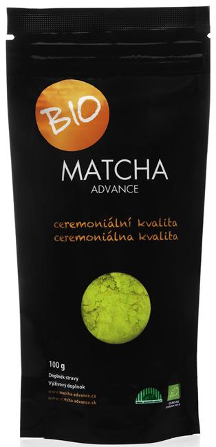 Zobrazit detail výrobku Advance nutraceutics BIO Matcha ADVANCE 100 g