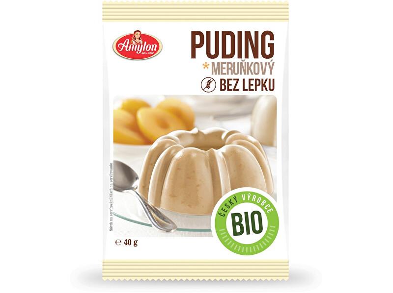 Zobrazit detail výrobku Amylon Bio Puding meruňkový Amylon 40g