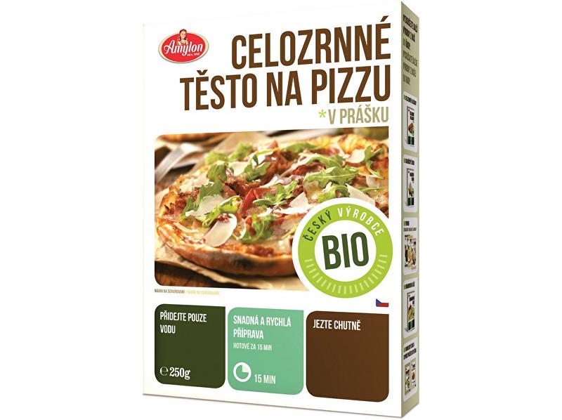 Amylon Bio těsto na pizzu celozrnné Amylon 250 g