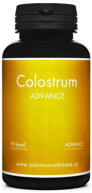 Zobrazit detail výrobku Advance nutraceutics Colostrum ADVANCE 90 kapslí