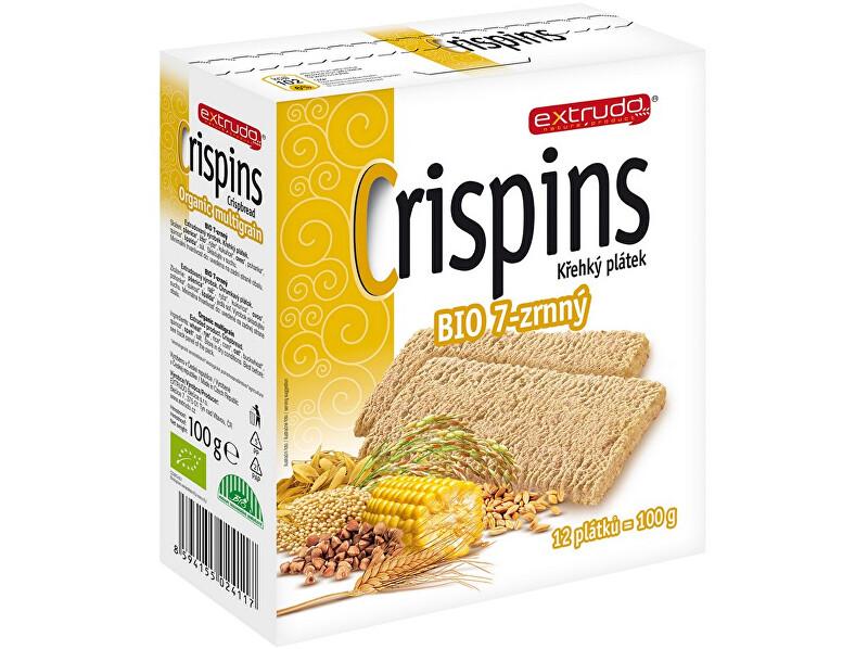 Zobrazit detail výrobku EXTRUDO Bio Crispins 7-zrnný plátek 100g