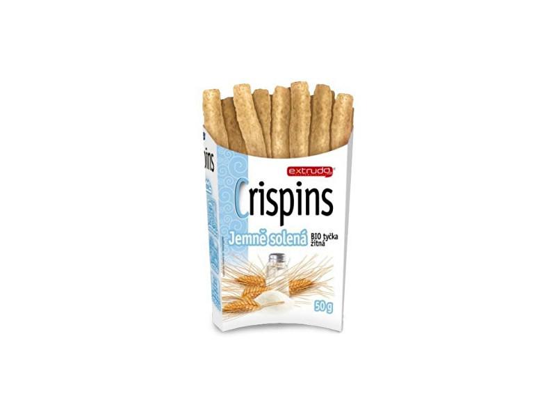 EXTRUDO Bio Crispins tyčka žitná 50g
