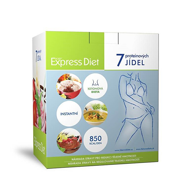 Good Nature Express Diet - 7 proteinových jídel