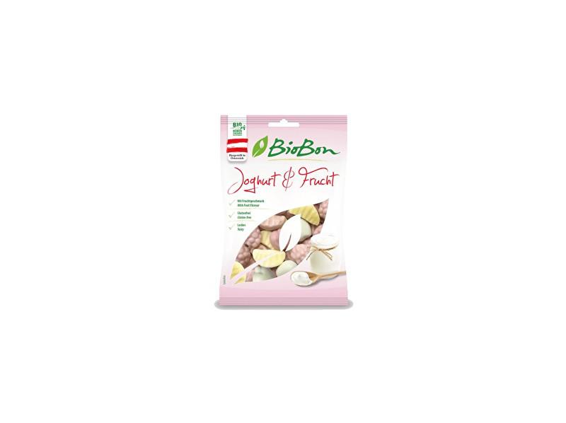 Bio bon Bio Gumové bonbóny jogurt ovoce 100g