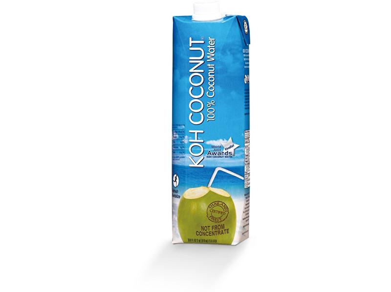 Zobrazit detail výrobku KOH COCONUT Koh coconut 100% kokosová voda 1l