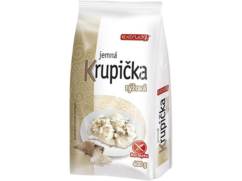 Zobrazit detail výrobku EXTRUDO Krupička jemná rýžová 400g