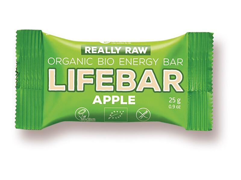 Zobrazit detail výrobku Lifefood Bio tyčinka Lifebar jablečná RAW 25g