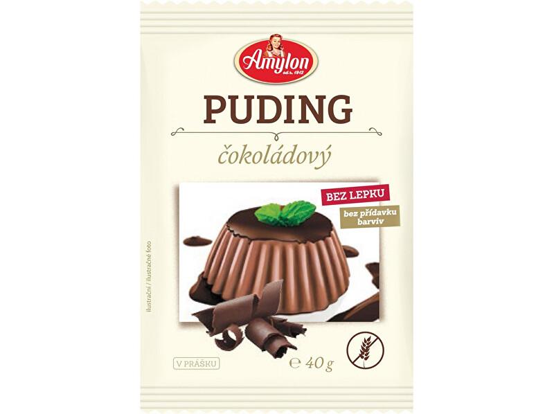 Zobrazit detail výrobku Amylon Puding čokoládový Amylon 40g