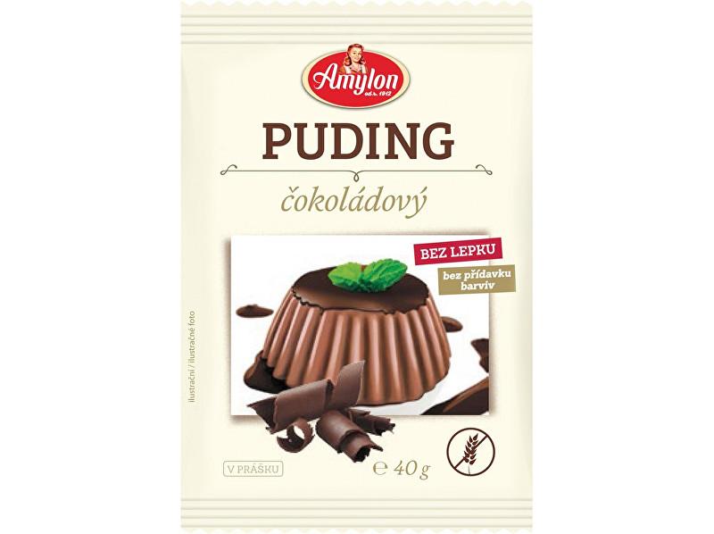 Amylon Puding čokoládový Amylon 40g
