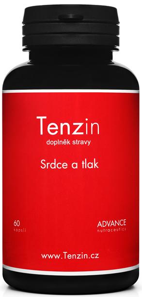 Zobrazit detail výrobku Advance nutraceutics Tenzin 60 kapslí