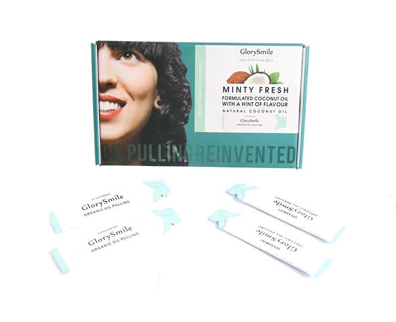 Zobrazit detail výrobku Cyndicate 100% přírodní bělicí a detoxikační kúra Glory SMILE 14 sáčků