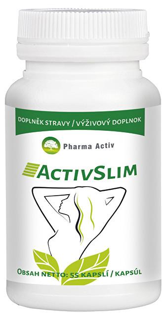 Zobrazit detail výrobku Pharma Activ ActivSlim 55 kapslí