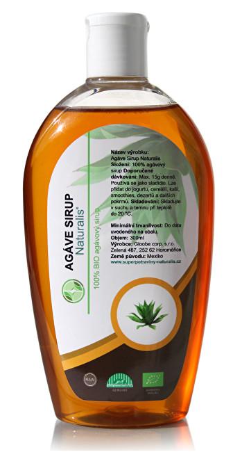 Agáve sirup Naturalis BIO 300 ml