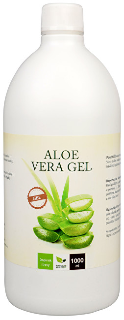 Natural Medicaments Aloe Vera gel 1000 ml