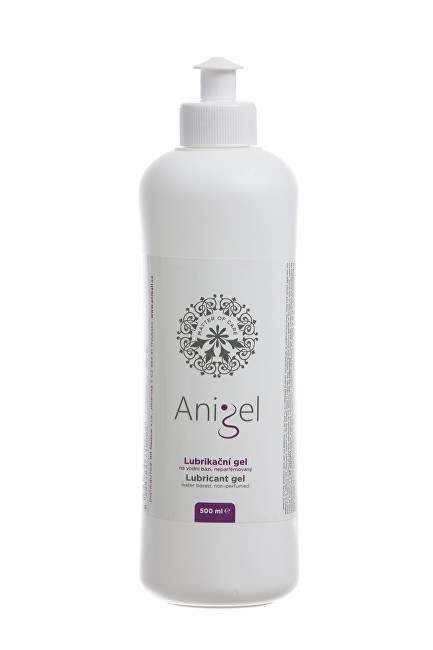 Zobrazit detail výrobku Aniball Anigel lubrikační gel 500 ml