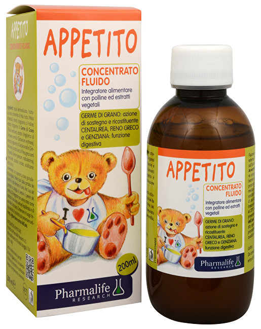 Zobrazit detail výrobku Olimpex Trading Appetito 200 ml