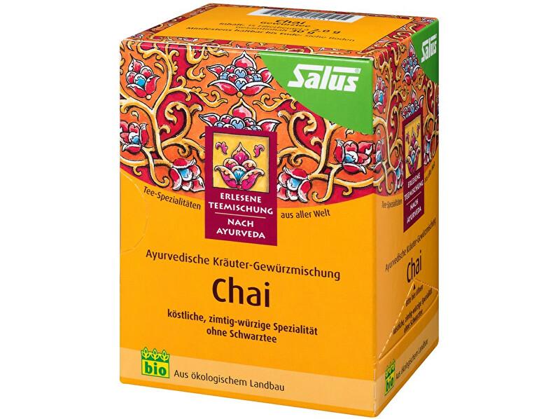 Zobrazit detail výrobku Salus Bio Chai (Ajurvédská bylinná směs) 15 sáčků
