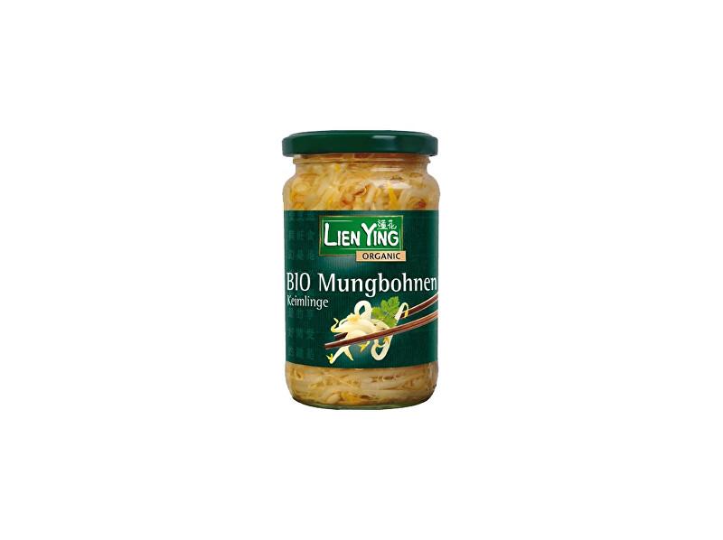 Zobrazit detail výrobku Lien Ying Bio fazole mungo naklíčené bezlepkové 330g