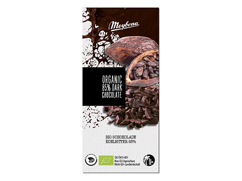 Meybona Bio hořká čokoláda 85% 100g