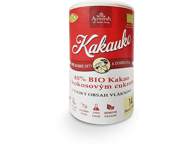Zobrazit detail výrobku Altevita Bio Kakauko 210g