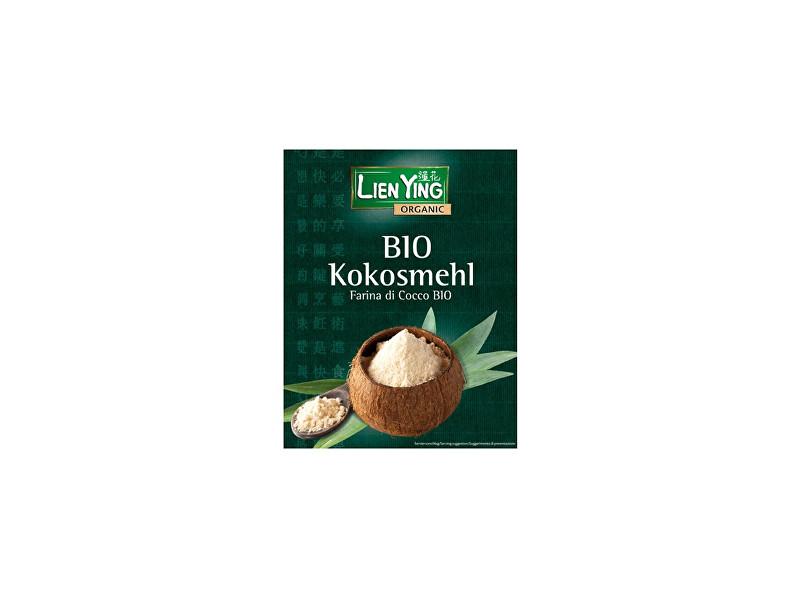 Zobrazit detail výrobku Lien Ying Bio kokosová mouka bezlepková 250g