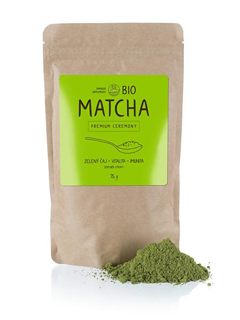 Zobrazit detail výrobku Empower Supplements Bio Matcha Premium Ceremony 75 g