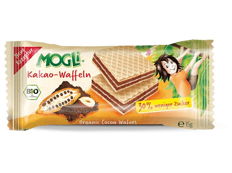 Zobrazit detail výrobku MOGLI Bio Oplatky kakaové 15g