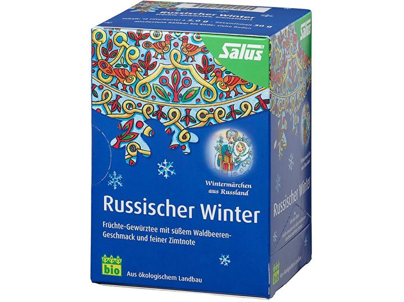 Zobrazit detail výrobku Salus Bio Ruská zima - Ovocný čaj sezonní 15 sáčků