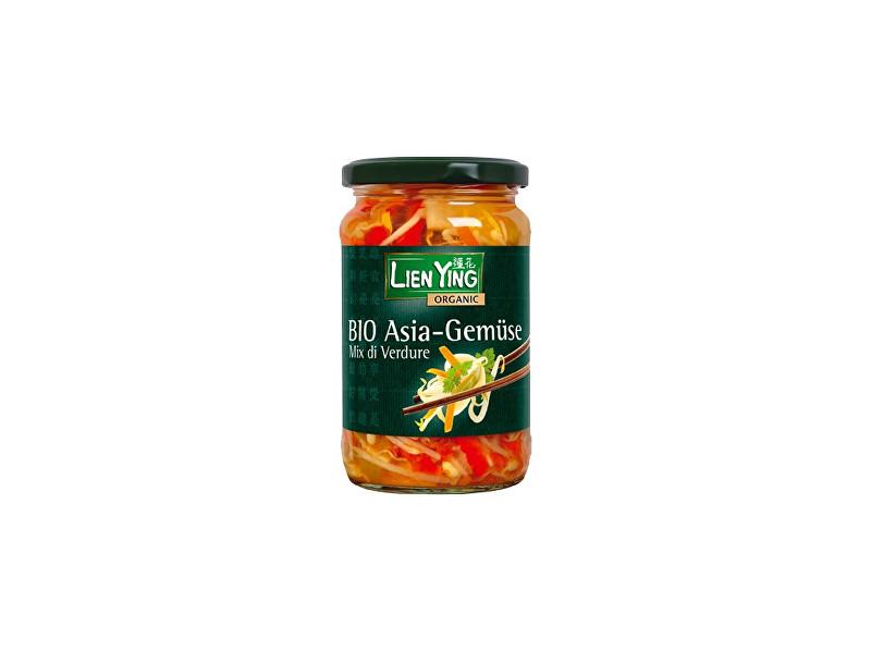 Zobrazit detail výrobku Lien Ying Bio směs zeleninová ASIA bezlepková 330g