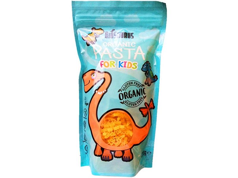 Zobrazit detail výrobku Biosaurus Bio těstoviny kukuřično-rýžové pro děti Biosaurus 200g