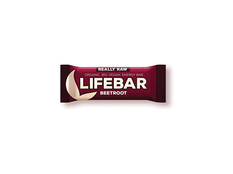 Zobrazit detail výrobku Lifefood Bio tyčinka Lifebar červená řepa se slunečnicovými semínky 47g