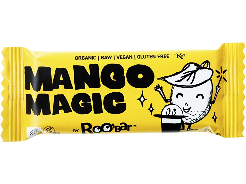 Zobrazit detail výrobku Roobar Bio Tyčinka ROOBAR mango 30g raw