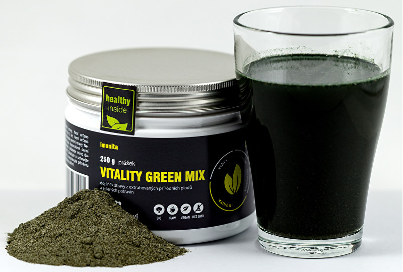 Zobrazit detail výrobku INFOOD BIO Vitality Green mix 250 g