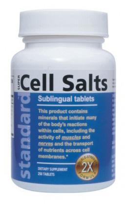 Zobrazit detail výrobku Natural SK Buněčné soli 250 tablet