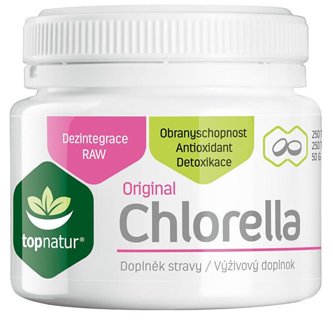 Zobrazit detail výrobku Topnatur Chlorella 250 tbl.
