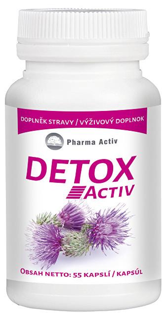 Detox Activ 55 kapslí