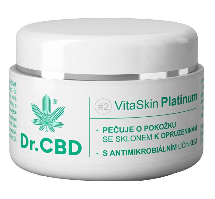 Dr.CBD VitaSkin Platinum 30 ml